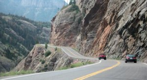 Colorado's Windiest Road Has Countless Curves And Is Not For The Faint Of Heart