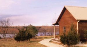 This Log Cabin Campground In Nebraska May Just Be Your New Favorite Destination
