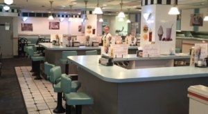 You'll Absolutely Love This 50s Themed Diner In Cincinnati