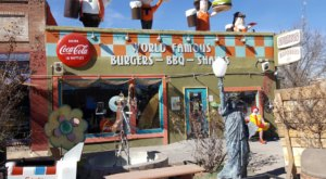 7 Of The Coolest, Most Unusual Places To Dine In New Mexico