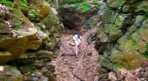 This Hidden Trail In Massachusetts Leads To A Magnificent Archaeological Treasure