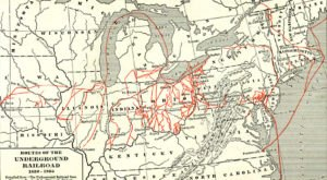 8 Facts About The Underground Railroad In Illinois You Didn't Know