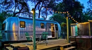 The Best Glamping Experience You've Ever Had Is Right Here In Texas