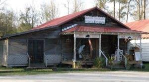 The Unique Village In South Carolina Where Time Stands Still