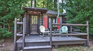 The Log Cabin Motor Court Campground In North Carolina May Just Be Your New Favorite Destination