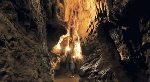 The One Maryland Cave That's Filled With Ancient Formations