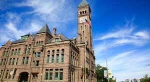 This South Dakota Courthouse Is Among The Most Haunted Places In The Nation