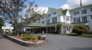 There's No Other Hotel In The World Like This One In North Carolina