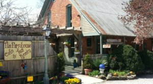 Journey To The Indiana Countryside And Enjoy A Delectable Meal From Farmhouse Cafe And Tea Room