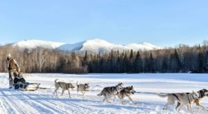 6 Crazy New Hampshire Pastimes That Prove A Little Winter Never Slowed Us Down