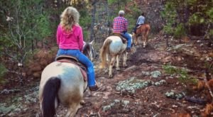 This Horseback Tour Through The Oklahoma Countryside Will Enchant You In The Best Way