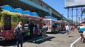 You've Never Experienced Anything Like San Francisco's Epic Food Truck Park