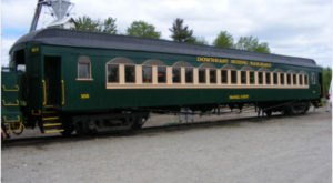 The One Train Ride In Maine That Will Transport You To The Past