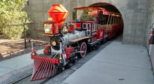 There's A Little-Known, Fascinating Train Park In North Carolina And You'll Want To Visit