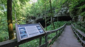 The One Alabama Cave That's Filled With Ancient Mysteries