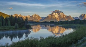 Wyoming May Be Landlocked, But There Are Over 30 Islands Within Its Borders