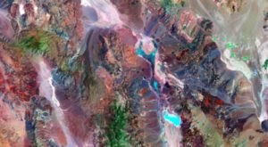 15 Amazing Photos Of U.S. National Parks From Space