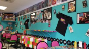 This '80s Themed Cafe In Northern California Is A Blast From The Past You'll Absolutely Love