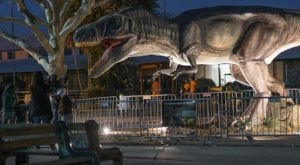 Dinosaurs Are Invading This Louisiana Town And You Won't Want To Miss It