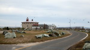 Search For Ghosts At Maryland's Point Lookout State Park, One Of The Most Haunted Places In The Nation