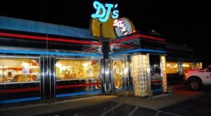 You'll Absolutely Love This 50s Themed Diner In West Virginia
