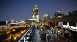 These 10 Restaurants Have The Most Amazing Views Of Cincinnati's Skyline