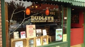This Cozy Oregon Cafe Is Also A Bookstore And You'll Want To Visit