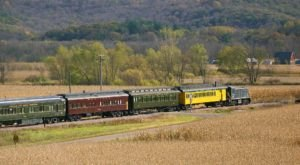 The One Train Ride In Wisconsin That Will Transport You To The Past