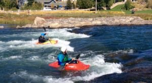 Most People Don't Know There's a Kayak Park Hiding In Oregon