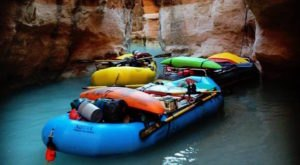 Most People Don't Know There's a Rafting Park Hiding In Colorado