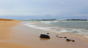 One Of The World's Best White Sand Beaches Is Hiding Right Here In Hawaii