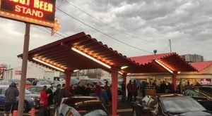 This Cincinnati Root Beer Stand Is Straight Out Of The 1950s And There's So Much To Love