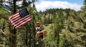 The Epic Zipline Near Denver That Will Take You On An Adventure Of A Lifetime