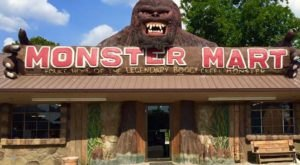 The Whole Family Will Love A Trip To This Monster-Themed Store In Arkansas