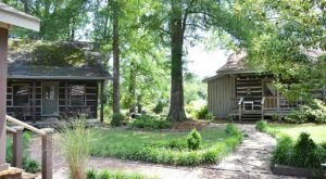 This Log Cabin Village In Mississippi May Just Be Your New Favorite Destination