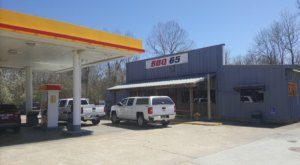 The Best BBQ In Alabama Actually Comes From A Small Town Gas Station