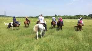 This Horseback Tour Through The Countryside Near Austin Will Enchant You In The Best Way