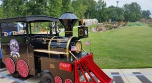 The Massive Miniature Train Park In Tennessee That Everyone Will Love