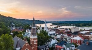 Our Pick For The Absolute Most Charming Town In Kentucky May Surprise You