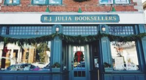 This 2-Story Bookstore In Connecticut, R.J. Julia Booksellers, Is A Book Lover's Dream