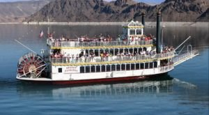The One Of A Kind Ferry Boat Adventure You Can Take In Nevada