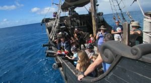 This Pirate-Themed Boat Tour In Hawaii Is Everything You Could Wish For And More