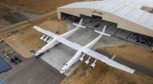 The World's Largest Plane Is One Step Closer To Flight