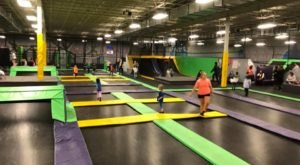 The Awesome Bounce Park In Ohio That's An Adventure For The Whole Family