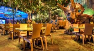 This Dinosaur-Themed Restaurant In Florida Is An Adventure Your Whole Family Will Love