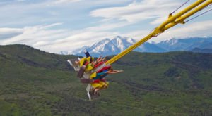 The Stomach-Dropping Ride That Takes You 1,000 Feet Above The Colorado River