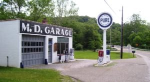 There's A Little Town Hidden In The Ohio Countryside And It's The Perfect Place To Relax