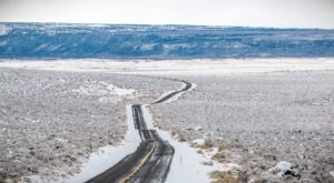 The Loneliest Road In Oregon Is Also One Of The Most Beautiful