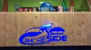 The Beach-Themed Restaurant In Iowa Where It Feels Like Summer All Year Long