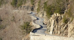 New York's Windiest Road Has Over 100 Curves And It's Not For The Faint Of Heart
